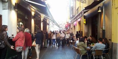 Calle_Cervantes_León