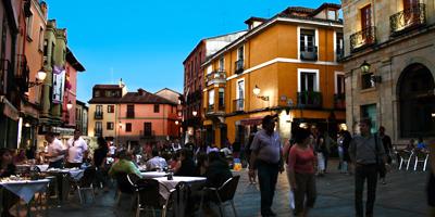 Plaza_San_Martin_León