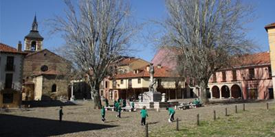 plaza_del_Grano_León
